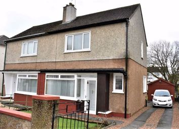 Thumbnail 2 bed semi-detached house for sale in 169, Brackenbrae Avenue, Bishopbriggs