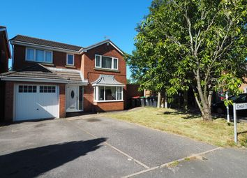 Thumbnail 4 bedroom detached house for sale in Charters Close, Kirkby-In-Ashfield, Nottingham