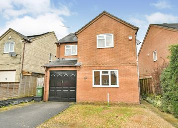Thumbnail 4 bed detached house for sale in Sedgefield Way, Chippenham