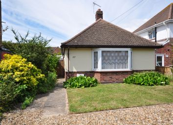 Thumbnail 2 bed detached bungalow for sale in Old Road, Frinton-On-Sea