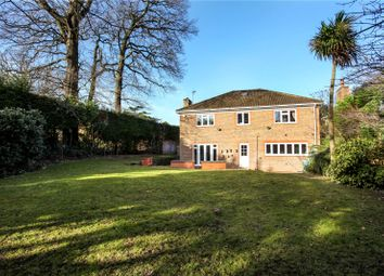 Thumbnail 5 bedroom detached house for sale in Rosslyn Park, Weybridge, Surrey