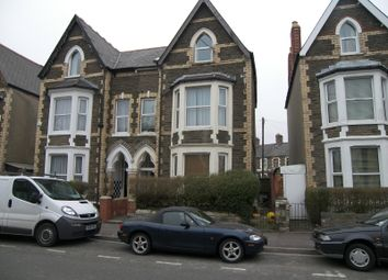 Thumbnail Studio to rent in Wyndham Crescent (Flat 8), Canton, Cardiff