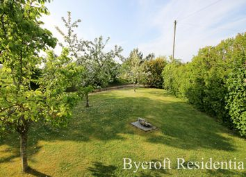 Thumbnail 3 bed detached house for sale in Tower Road, Repps With Bastwick, Great Yarmouth