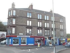 Thumbnail 1 bed flat to rent in Strathmartine Road Dundee, Dundee
