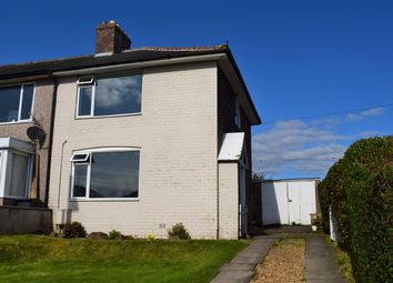 Thumbnail 2 bed end terrace house for sale in 25 The Rand, Eastriggs, Dumfries & Galloway