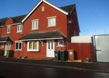 Thumbnail 3 bed property to rent in Franchise Street, Darlaston, Wednesbury