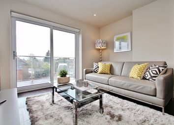 Thumbnail 1 bed flat for sale in Burlington Road, New Malden