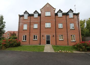 Thumbnail 2 bed flat for sale in 9 Mint Garth, Knaresborough, North Yorkshire