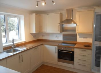 Thumbnail 3 bed terraced house to rent in Station Road, Hemyock, Cullompton