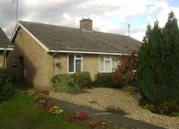 Thumbnail 2 bed detached house to rent in Chapel Gardens, Benwick, March