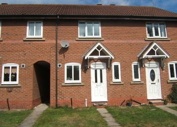 Thumbnail 2 bed terraced house to rent in Needham Close, Beverley