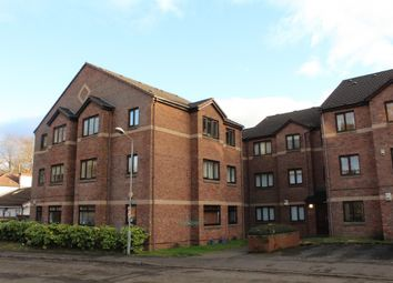 Thumbnail 2 bed flat for sale in Mahon Court, Moodiesburn, Glasgow