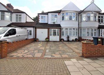 Thumbnail 4 bed semi-detached house for sale in Becmead Avenue, Kenton, Harrow