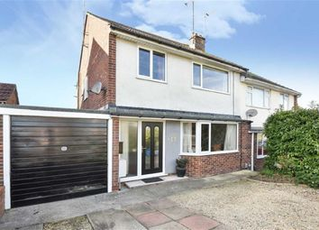 Thumbnail 3 bed semi-detached house for sale in Inverary Road, Wroughton, Swindon