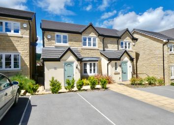 3 bed semi-detached house for sale in Banks Approach, Banks Road, Golcar, Huddersfield HD7