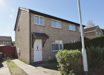 Thumbnail 3 bed semi-detached house for sale in Stonefield, Bar Hill, Cambridge