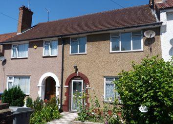 Thumbnail 3 bedroom flat to rent in Ballards Road, London