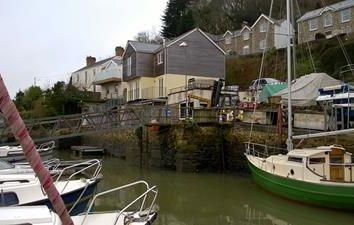 Thumbnail Retail premises to let in Ground Floor Riverside Premises, Malpas Marine, Malpas, Truro, Cornwall