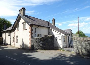 Thumbnail 3 bed semi-detached house for sale in Conway Old Road, Penmaenmawr, Conwy, North Wales