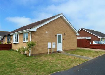 Thumbnail 1 bed semi-detached bungalow for sale in Parklands, Mablethorpe