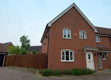 Thumbnail 5 bed property for sale in Meadowsweet Road, Wymondham