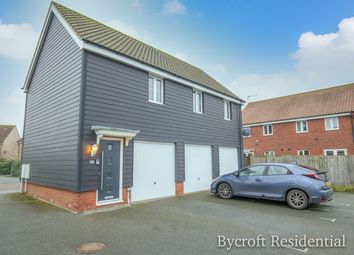 Thumbnail 1 bed flat for sale in Meadowsweet Road, Caister-On-Sea, Great Yarmouth
