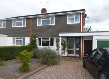 Thumbnail 3 bed property to rent in Syers Croft, Clehonger, Hereford