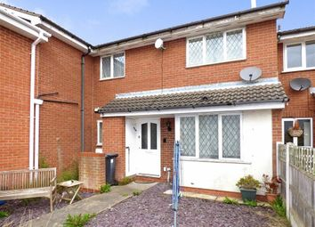 Thumbnail 2 bed town house for sale in Cresswell Avenue, Waterhayes, Newcastle-Under-Lyme