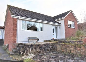 Thumbnail 3 bed detached bungalow for sale in Glengavel Gardens, Wishaw