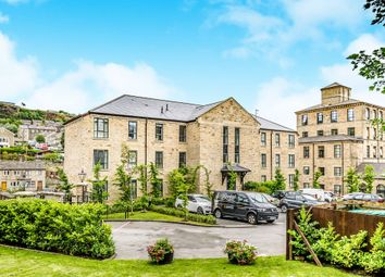 Thumbnail 2 bed flat for sale in Parkwood Road, Longwood, Huddersfield