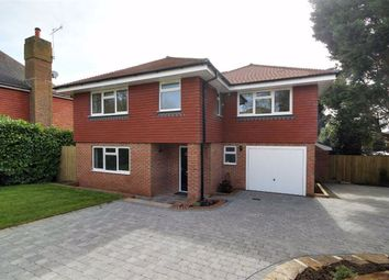 Thumbnail 4 bed detached house for sale in Longlands, Charmandean, Worthing, West Sussex