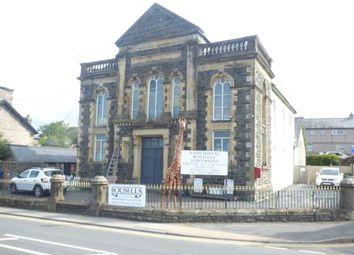 Thumbnail Retail premises for sale in Stryd Y Castell, Penrhyndeudraeth, Gwynedd