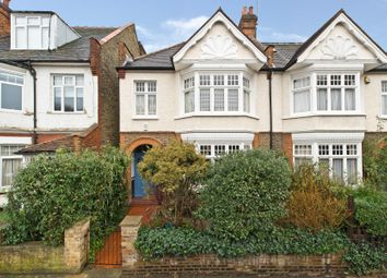 Thumbnail 6 Bed Semi Detached House For Sale In Home Park Road Wimbledon
