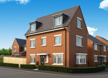 "Thumbnail 4 bed property for sale in ""The Overton, Lyndon Park"" at Harwood Lane, Great Harwood, Blackburn"
