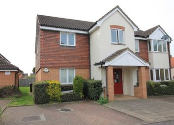 Thumbnail 1 bed flat for sale in Sparks Close, Dagenham, Essex