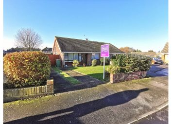 Thumbnail 2 bed semi-detached bungalow for sale in Ferndale Close, Minster On Sea, Sheerness