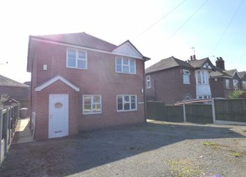 Thumbnail 4 bed flat for sale in Wolstanton Road, Chesterton, Newcastle-Under-Lyme
