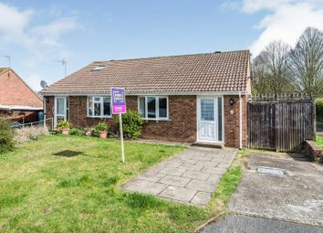 Thumbnail 2 bed bungalow for sale in Holbein Close, Basingstoke