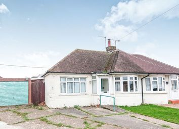 Thumbnail 2 bed bungalow for sale in Central Avenue, Polegate