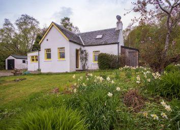 Thumbnail 3 bed cottage for sale in Upper Inverroy, Roybridge, Highland
