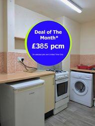 Thumbnail 1 bedroom flat to rent in Barlow Moor Road, Chorlton