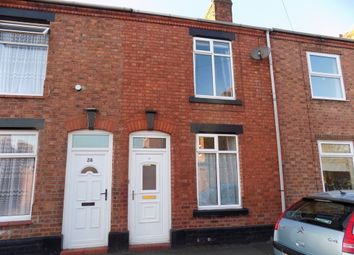 Thumbnail 2 bedroom terraced house for sale in Chapel Street, Northwich