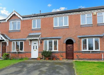 Thumbnail 3 bedroom terraced house for sale in Marlborough Way, Newdale, Telford, Shropshire.