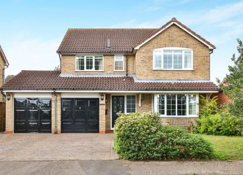Thumbnail 4 bed detached house for sale in Meadow Drive, Scarning, Dereham