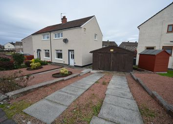 Thumbnail 2 bed semi-detached house for sale in Kerrmuir Avenue, Hurlford, Kilmarnock