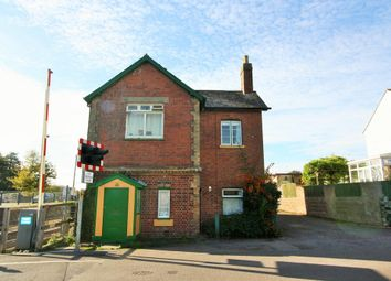 Thumbnail 3 bed detached house for sale in Station Road, Pinhoe, Exeter