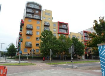 Thumbnail 2 bed flat to rent in Hollie Court, John Harrison Way, Greenwich, London