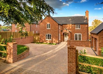 Thumbnail 5 bed detached house for sale in Arbour House, William Ball Drive, Horsehay, Telford