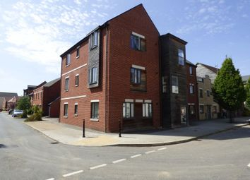 Thumbnail 2 bed flat for sale in Typhoon Way, Coopers Edge, Gloucester
