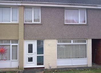 Thumbnail 3 bed terraced house to rent in Gwernfadog Road, Ynysforgan, Swansea, Swansea.